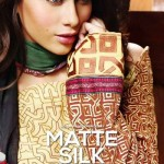 MATTE SILK COLLECTION 2014-15 By Rasham Ghar
