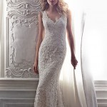 Maggie Sottero Cold Weather Stunning Use Marriage Suits Choice 2015 (2)