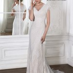 Maggie Sottero Cold Weather Stunning Use Marriage Suits Choice 2015 (5)