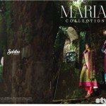 Maria B Cool Season Scarf Suits 2014 For Girls (13)