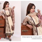 Modern Foggy Seasonal Dresses 2015 For Girls By Ghani Textile (9)