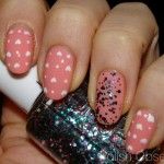 Modern Popular Jazzy Nail Fashion 2014-15 For Ladies (1)