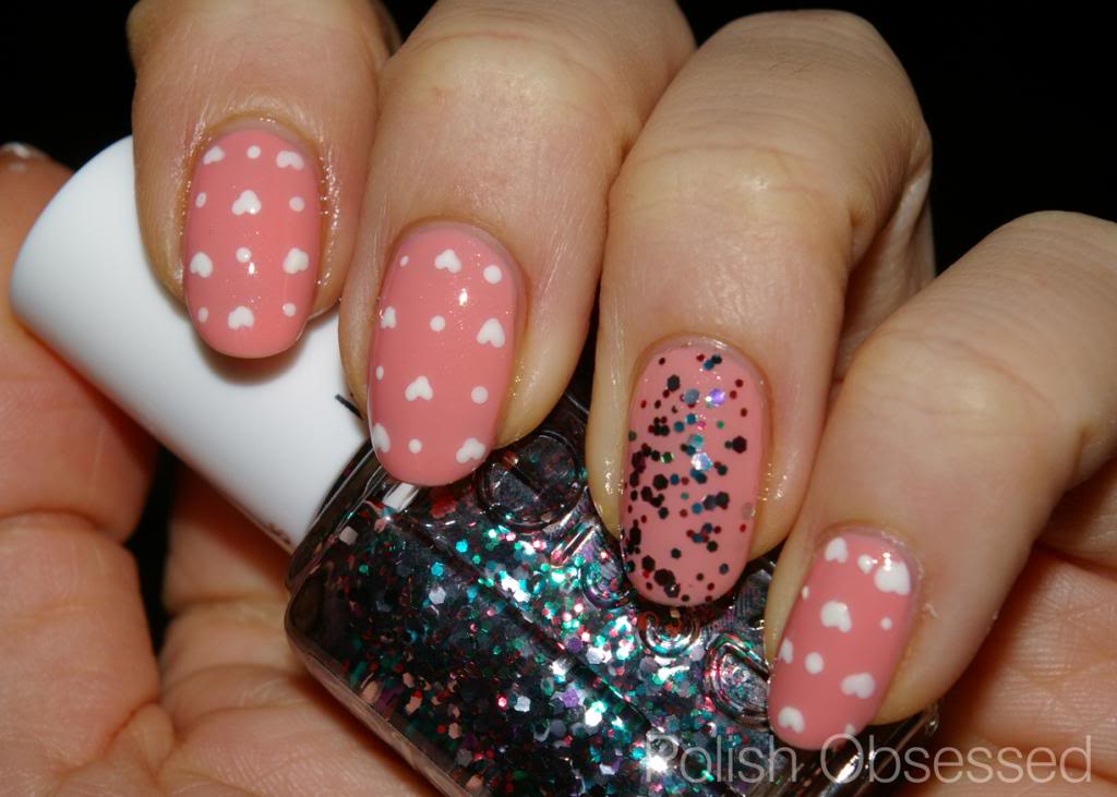 Modern Popular Jazzy Nail Fashion 2014-15 For Ladies (6)