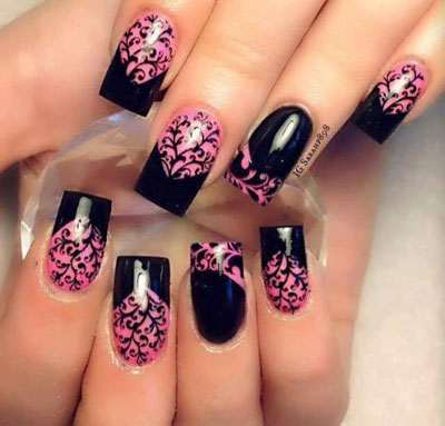 Nail art designs latest trends 2017 2018 nail art designs latest trends 2 prinsesfo Image collections