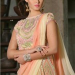 Natasha Couture Clothes & Lehenga Choli's Fashionable Variety 2014-15 (3)