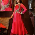 Natasha Couture Clothes & Lehenga Choli's Fashionable Variety 2014-15 (8)