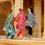 Nishat Linen Fashionable Winter Stylish Clothes 2014 (1)
