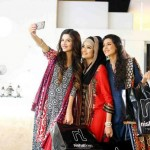Nishat Linen Fashionable Winter Stylish Clothes 2014 (2)