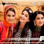 Nishat Linen Fashionable Winter Stylish Clothes 2014 (4)