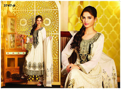 PEARL CHIFFON & SILK COLLECTION 2014 2