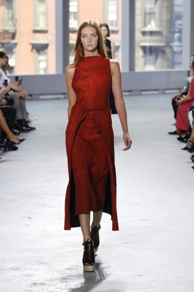 Proenza Schouler Females Vogue Clothes Show 2014 (6)