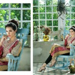 Rabea Kurti Collection 2014-15 By Shariq Textile 4