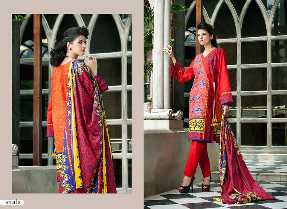 Riwaj Cambric Collection 2014-15 1
