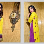 Rujhan Fabric Semi Stitched Cotton volume 2 10