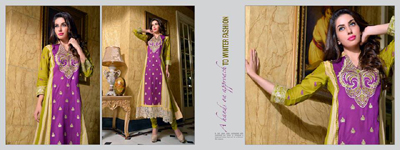 Rujhan Fabric Semi Stitched Cotton volume 2 16