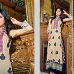 Rujhan Fabric Semi Stitched Cotton volume 2 19