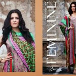 Shariq Feminine Shawl Rainy Season Garments 2014-15 (2)