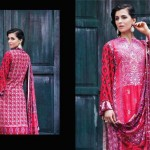 Shariq Feminine Shawl Rainy Season Garments 2014-15 (3)