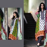 Shariq Feminine Shawl Rainy Season Garments 2014-15 (4)