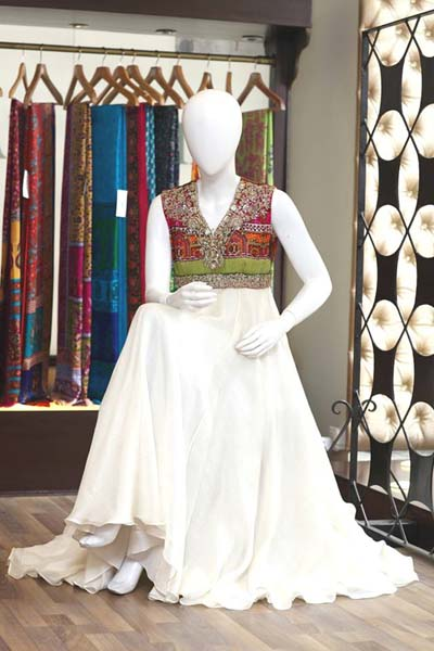 Shirin Hassan formal wear dresess fashion 2014-15 1