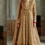Stunning Floor Length Anarkali Suit Collection 2014-15