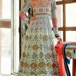 Stunning Floor Length Anarkali Suit Collection 2014-15 4