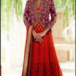 Stunning Floor Length Anarkali Suit Collection 2014-15 5