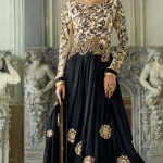 Stunning Floor Length Anarkali Suit Collection 2014-15 8