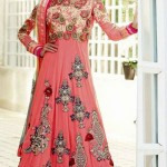 Stunning Floor Length Anarkali Suit Collection 2014-15 9