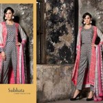 Subhata Linen Collection 2014-15 12