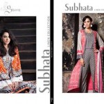 Subhata Linen Collection 2014-15