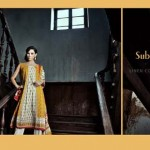 Subhata Linen Collection 2014-15 4