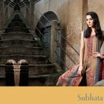 Subhata Linen Collection 2014-15 5