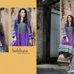 Subhata Linen Collection 2014-15 8