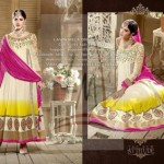 TOP-GEORGETTE HEAVY HANDWORK Dresses COLLECTION 2014 2