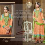TOP-GEORGETTE HEAVY HANDWORK Dresses COLLECTION 2014 6