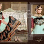 TOP-GEORGETTE HEAVY HANDWORK Dresses COLLECTION 2014 8
