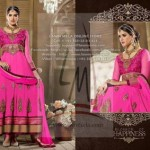 TOP-GEORGETTE HEAVY HANDWORK Dresses COLLECTION 2014 9