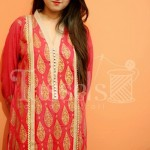 Tassels Fall Silk Outfits Design 2014-15 (1)