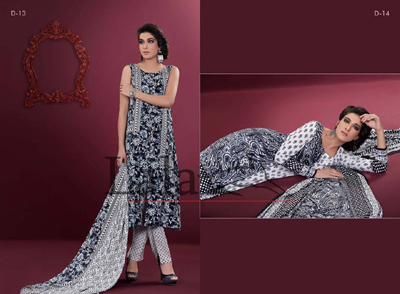 Turkish Linen Dresses By Lala Textile 2014-15 14