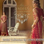 Umsha By Uzma Babar Bridal Dresses Collection2014-15 10