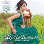 Umsha By Uzma Babar Bridal Dresses Collection2014-15