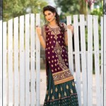 Uzma Babar Engagement Suits Choice 2014-15 For Females (4)