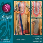 Vs Textile Mills Sumerina Designer Collection 2014-15 2