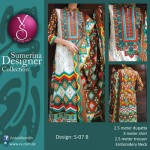Vs Textile Mills Sumerina Designer Collection 2014-15 5