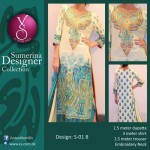Vs Textile Mills Sumerina Designer Collection 2014-15 6