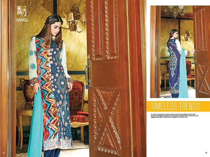 Winter Dresses Gallery Vol 3 By Shaista Textile For Girls (10)