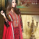 Winter Dresses Gallery Vol 3 By Shaista Textile For Girls (3)