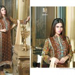 Winter Dresses Gallery Vol 3 By Shaista Textile For Girls (6)