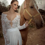 Zoog Studio Bridal Fantastic Engagement Gowns 2014-15 For Females (1)